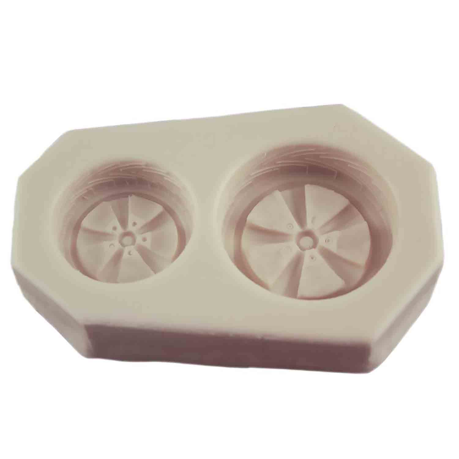 Roadster Wheel Mold Set