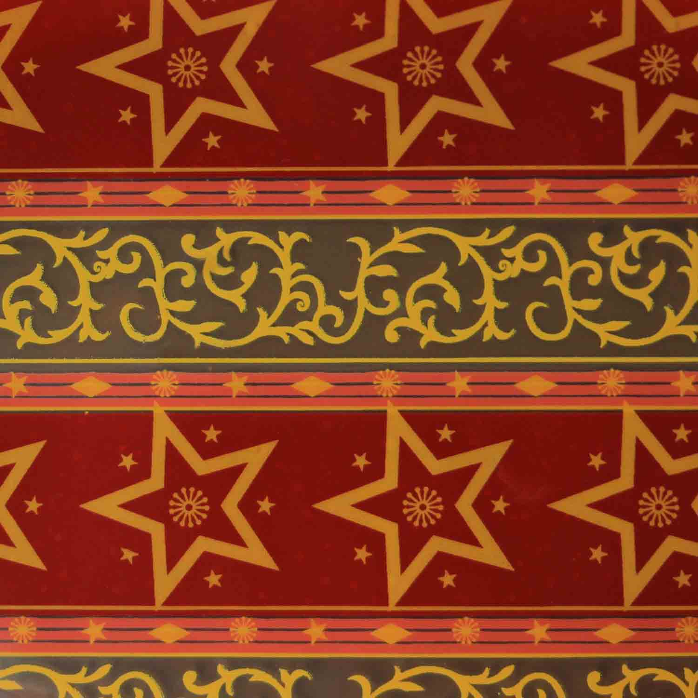 Chocolate Transfer Sheet-Regal Star