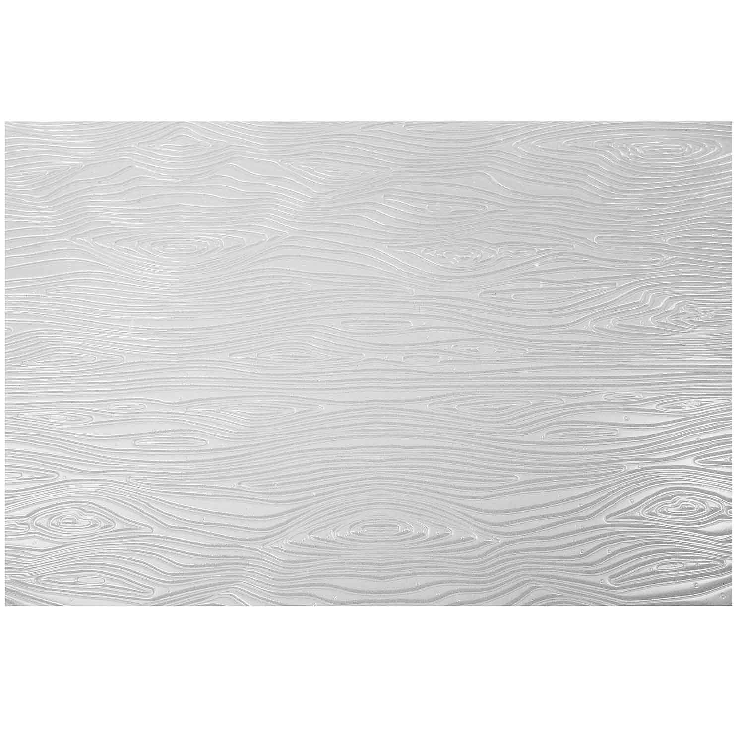 Wood Grain Impression Mat