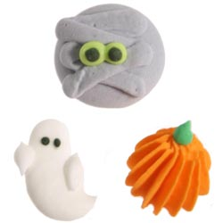 Icing Layons - Small Halloween Assortment