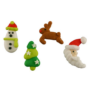 Icing Layons - Iconic Christmas Assortment