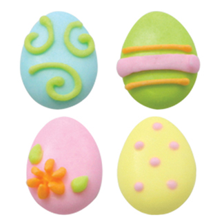 Icing Layons - Large Pastel Egg Assortment