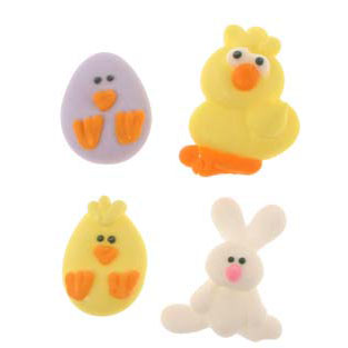 Icing Layons - Lil' Standing Easter Assortment