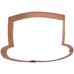 Copper Cookie Cutter-Cake