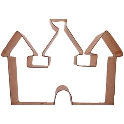 Copper Cookie Cutter-Castle