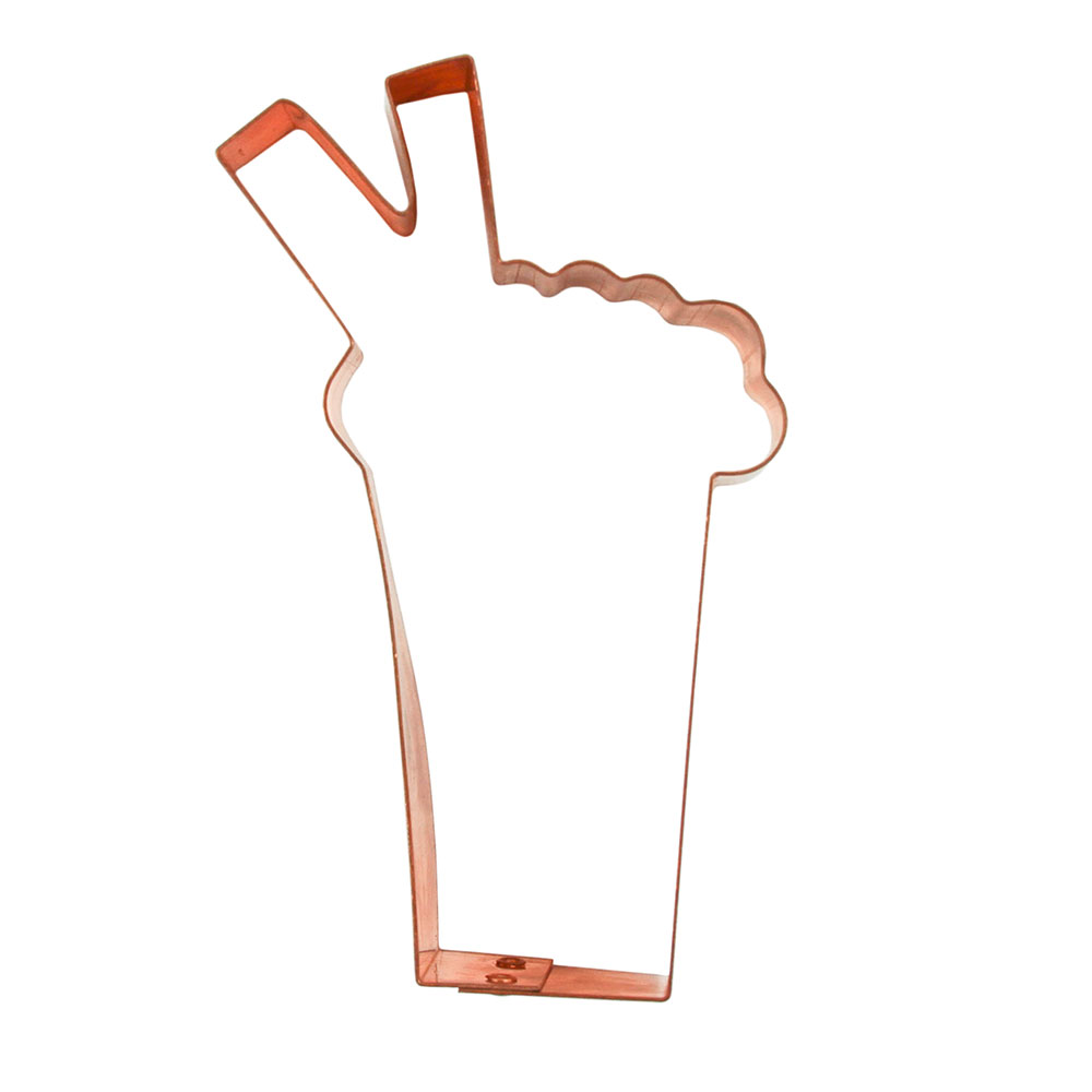 Copper Cookie Cutter-Soda