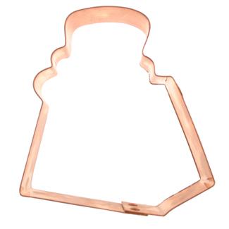 Copper Cookie Cutter-Dressy Purse