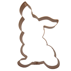Copper Cookie Cutter-Bunny