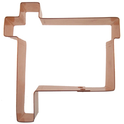 Copper Cookie Cutter-Realty Sign