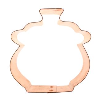 Sugar Bowl Copper Cookie Cutter