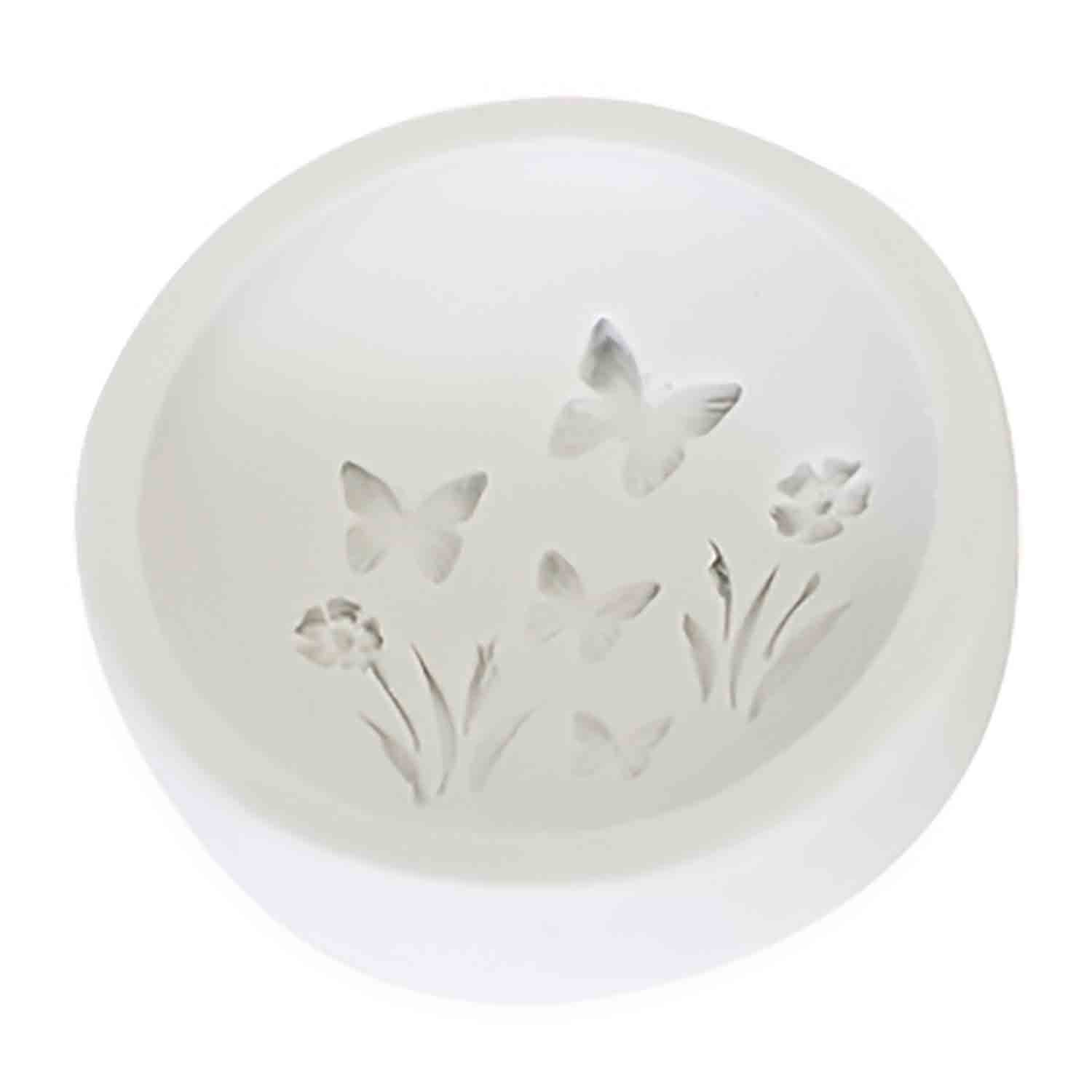 Butterfly Meadow Silicone Cupcake Mold