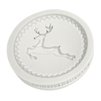 Reindeer Silicone Cupcake Mold