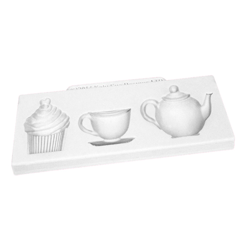 Afternnon Tea Silicone Accent Mold