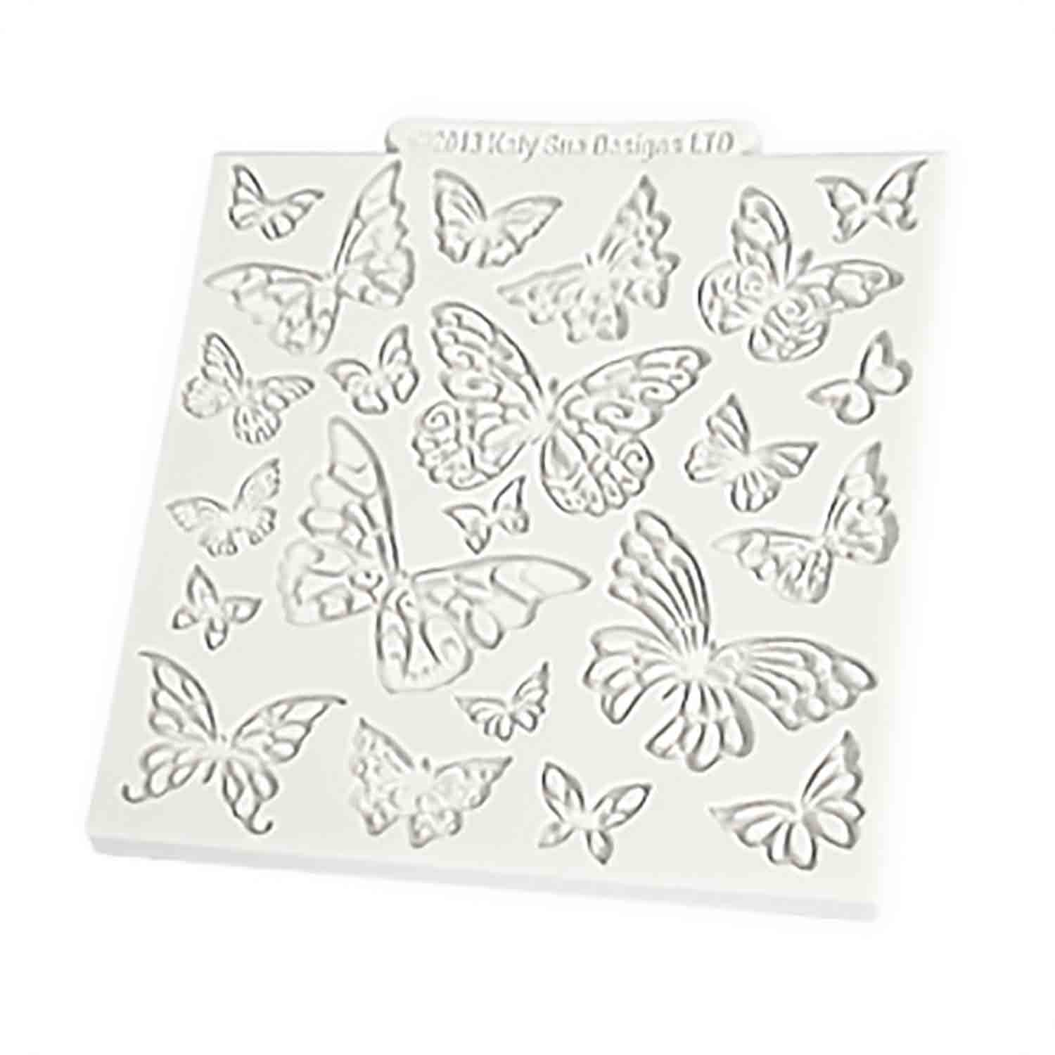 Butterfly Design Mat