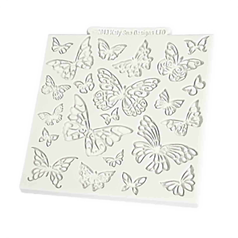 Butterfly Design Mat