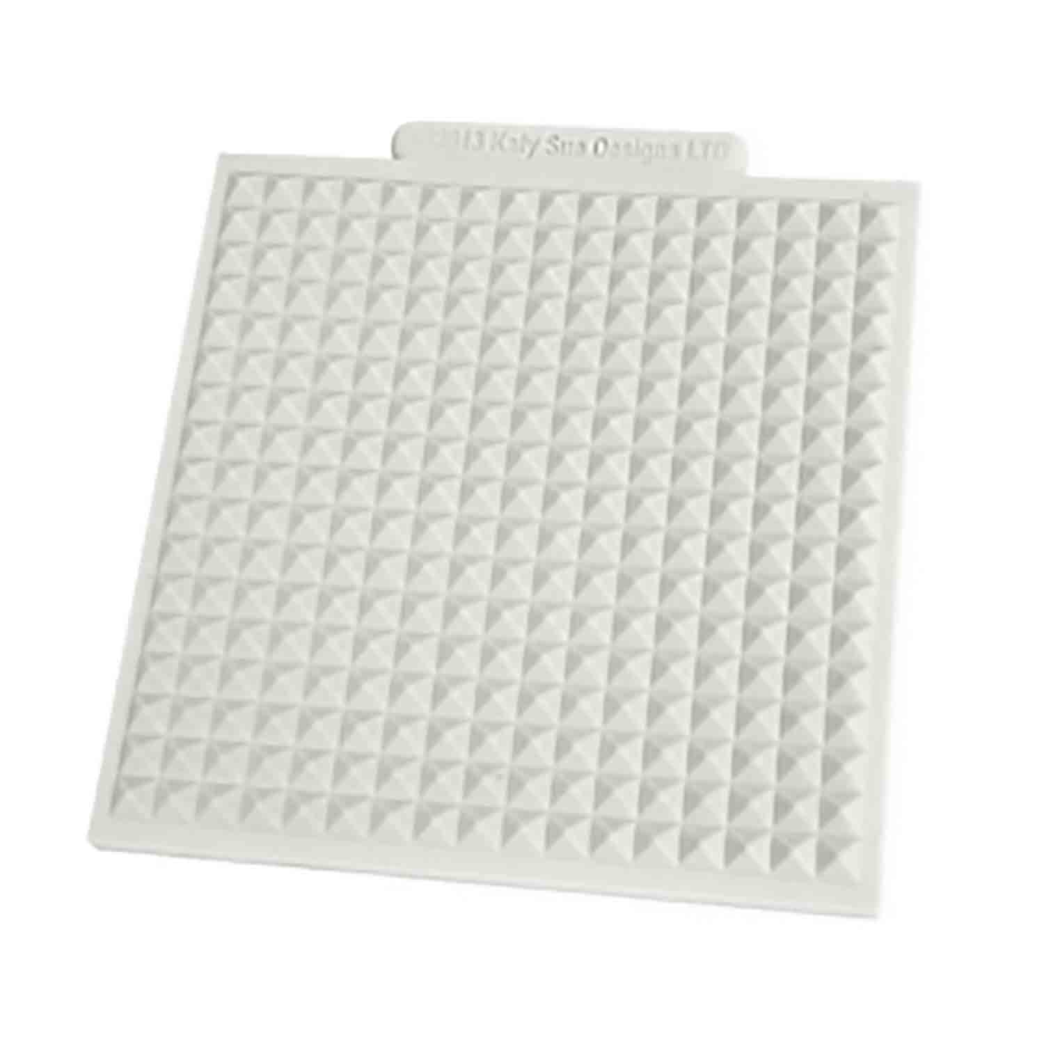 Waffle Silicone Design Mat