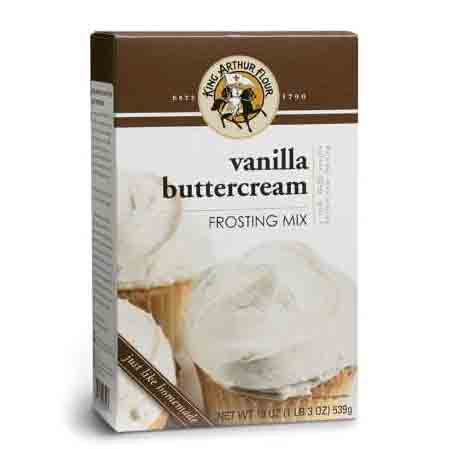 Vanilla Buttercream Frosting Mix