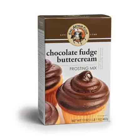 Chocolate Fudge Buttercream Frosting Mix