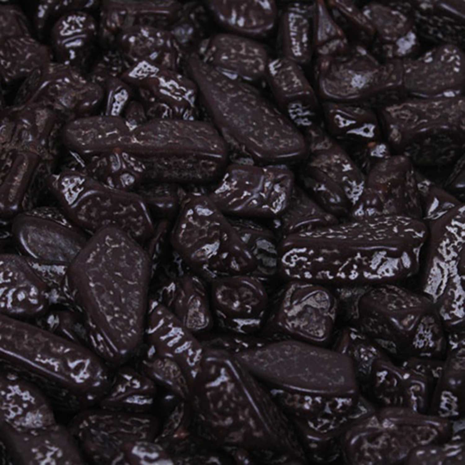 ChocoRocks - Chocolate Black Coal Rocks