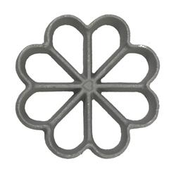 Rosette Mold-Floral
