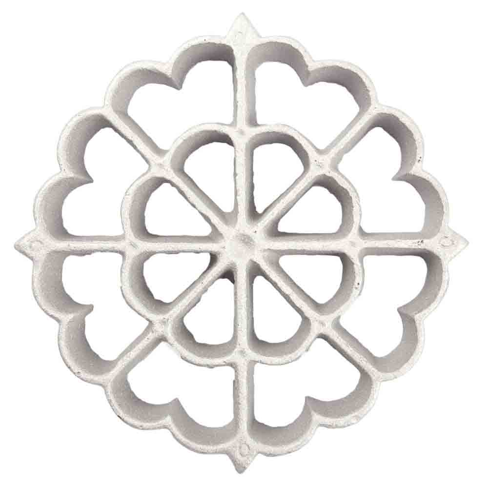 Rosette Mold-Geometric Spanish