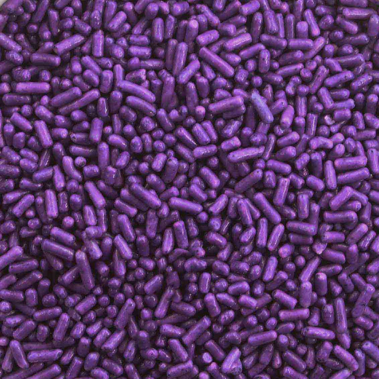 Purple Jimmies