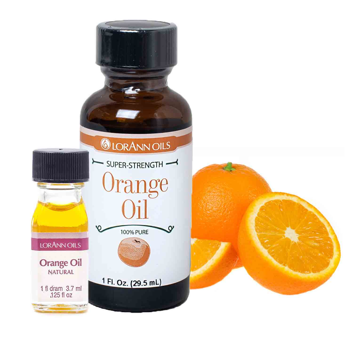 Orange Super-Strength Oil
