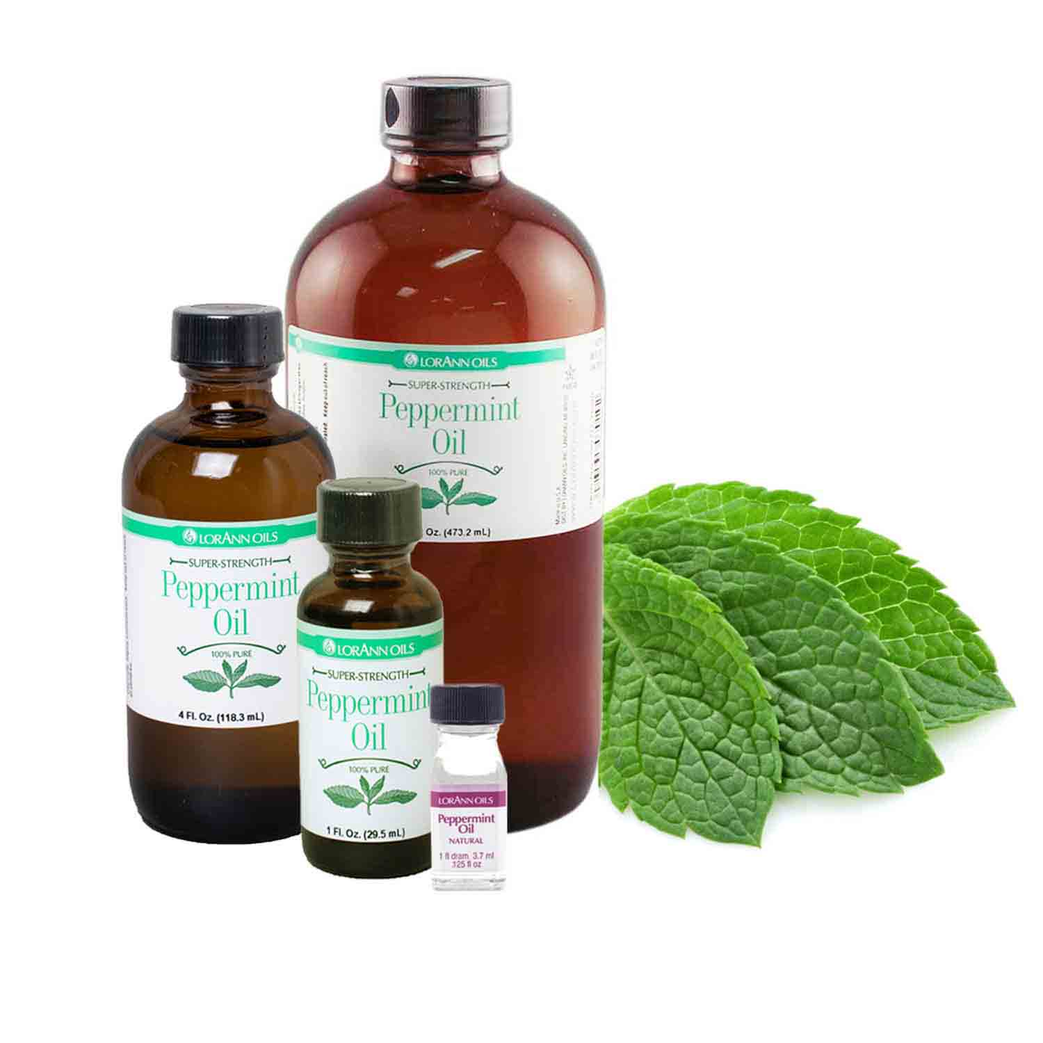 Peppermint Super-Strength Oil