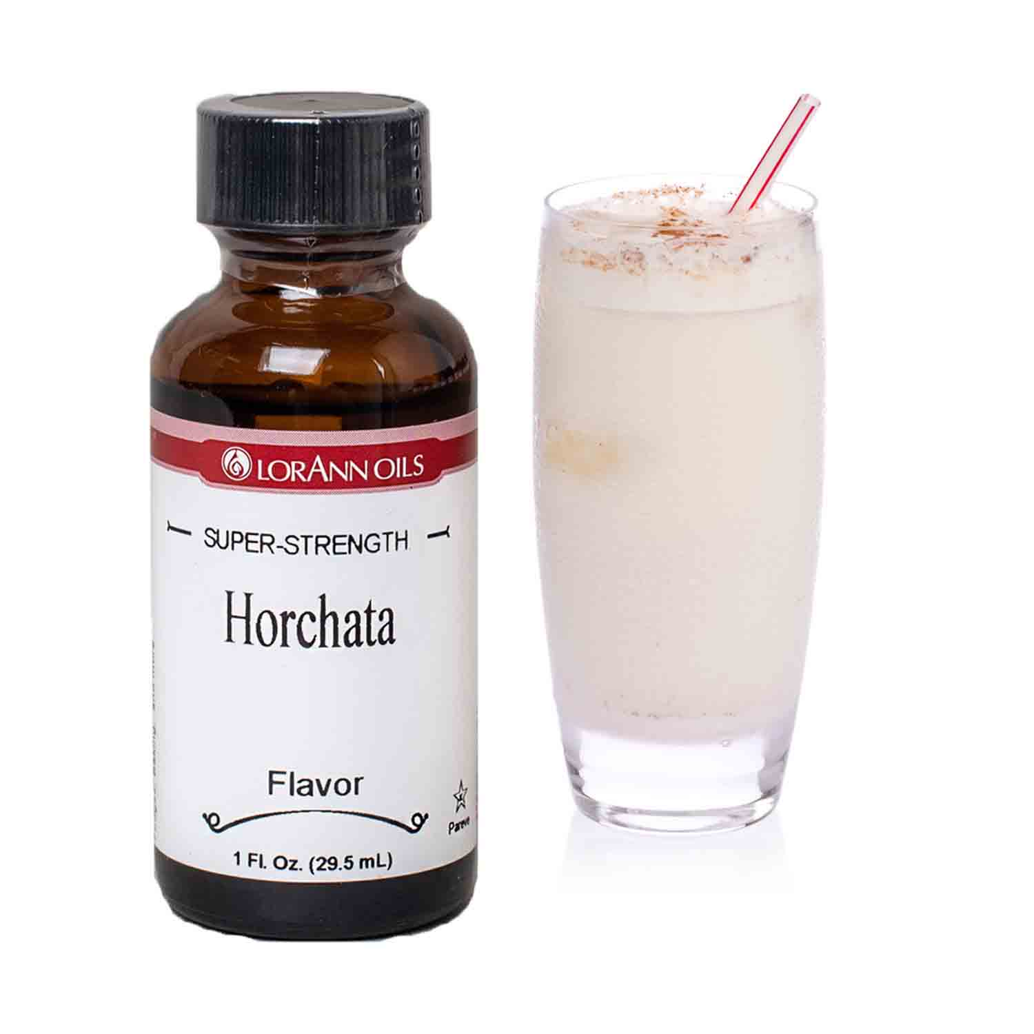Horchata LorAnn Super-Strength Flavor
