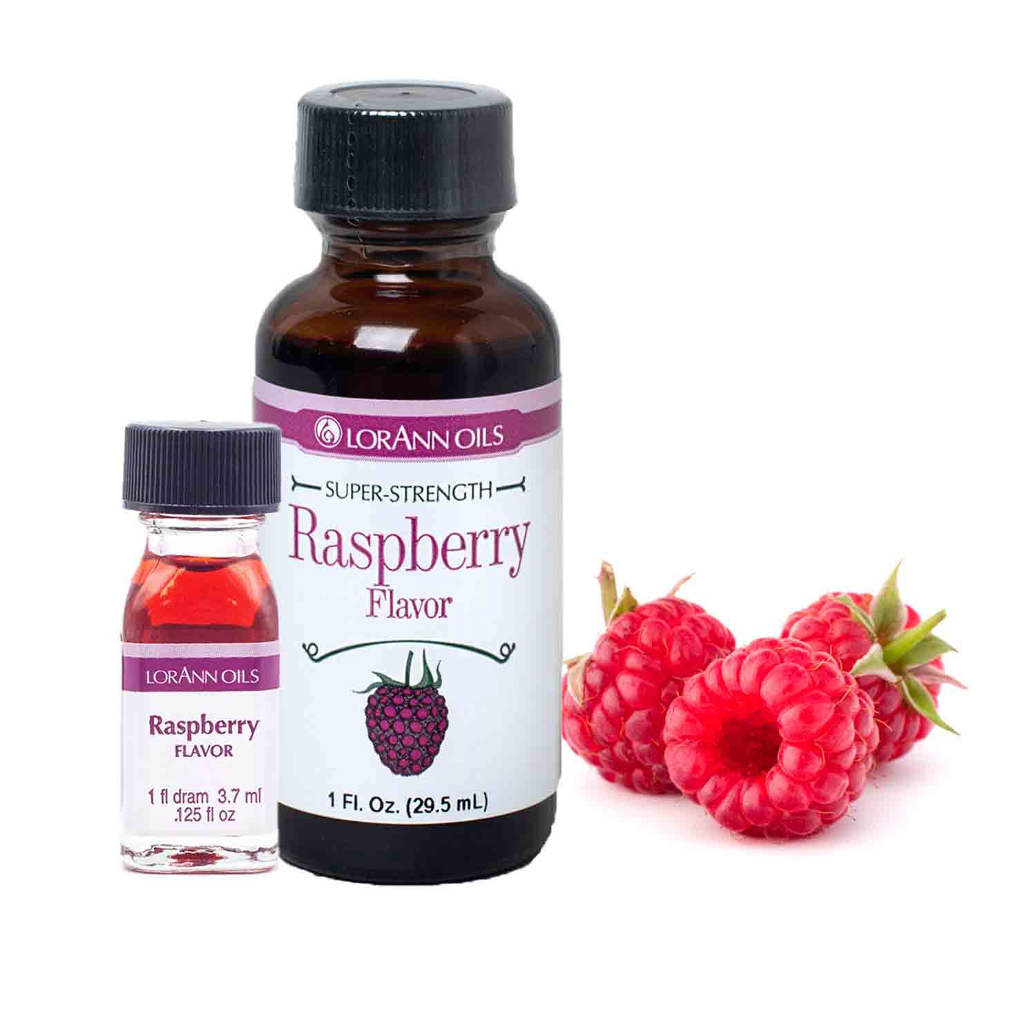 Raspberry LorAnn Super-Strength Flavor
