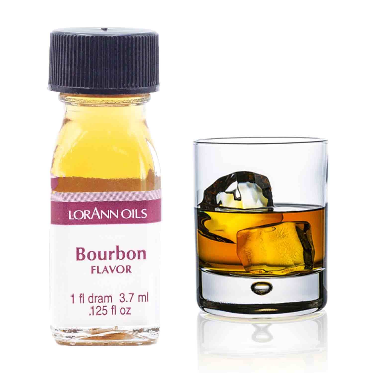 Bourbon LorAnn Super-Strength Flavor