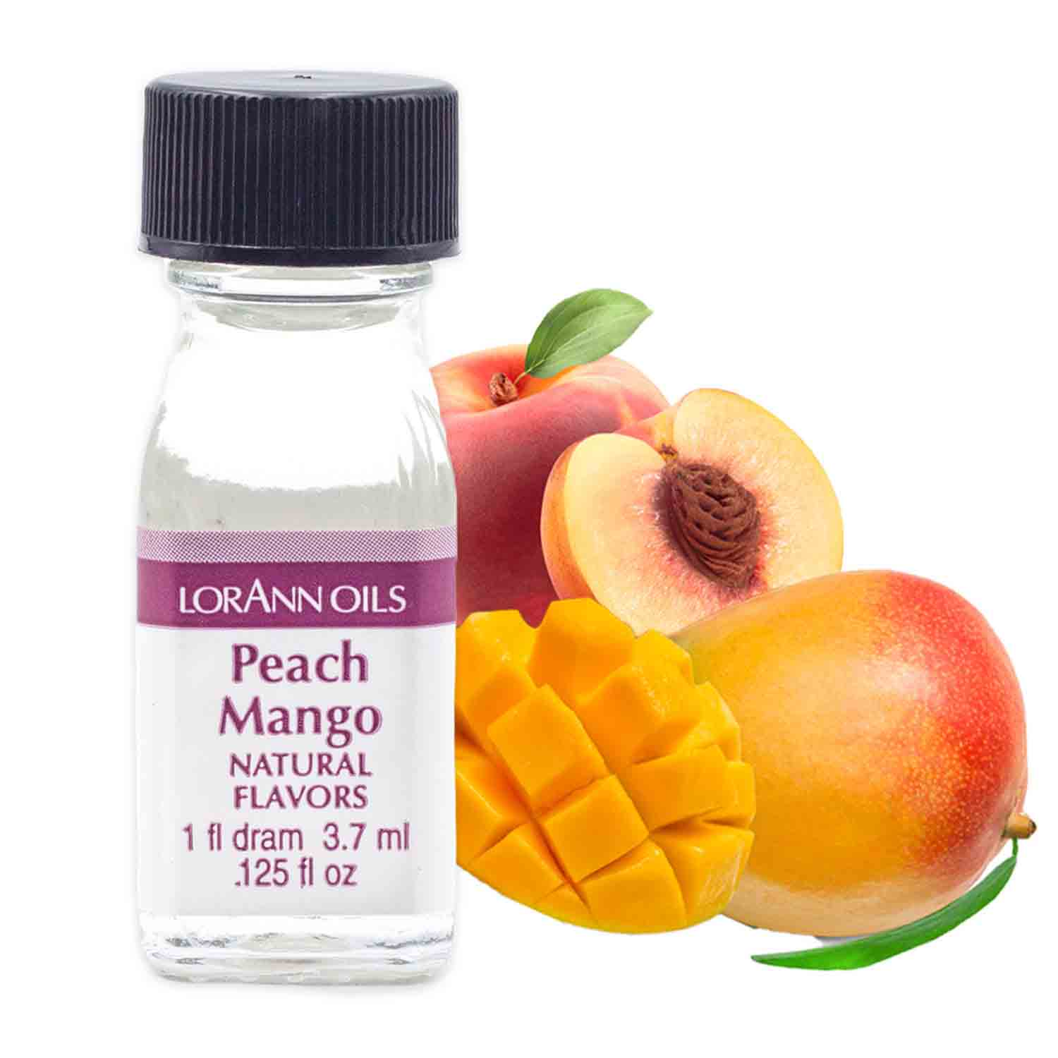 Peach Mango Super-Strength Flavor