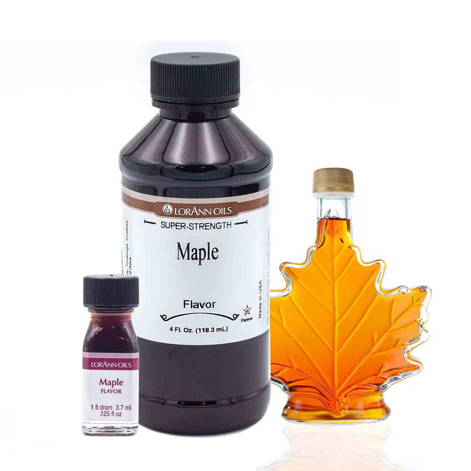 Maple Super-Strength Flavor