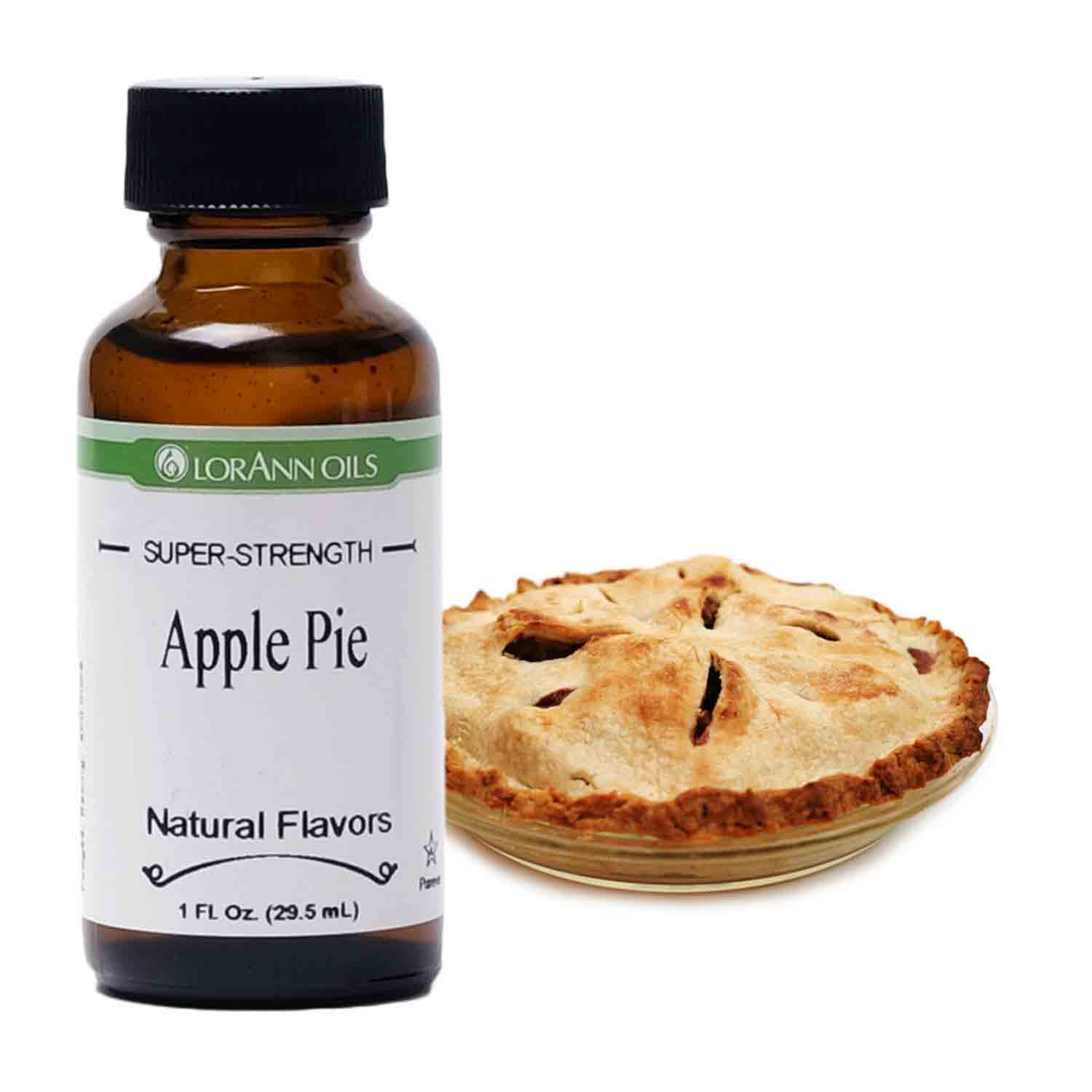 Apple Pie Super-Strength Flavor