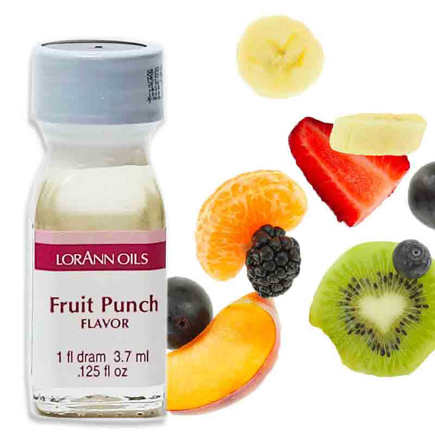Fruit Punch Super-Strength Flavor