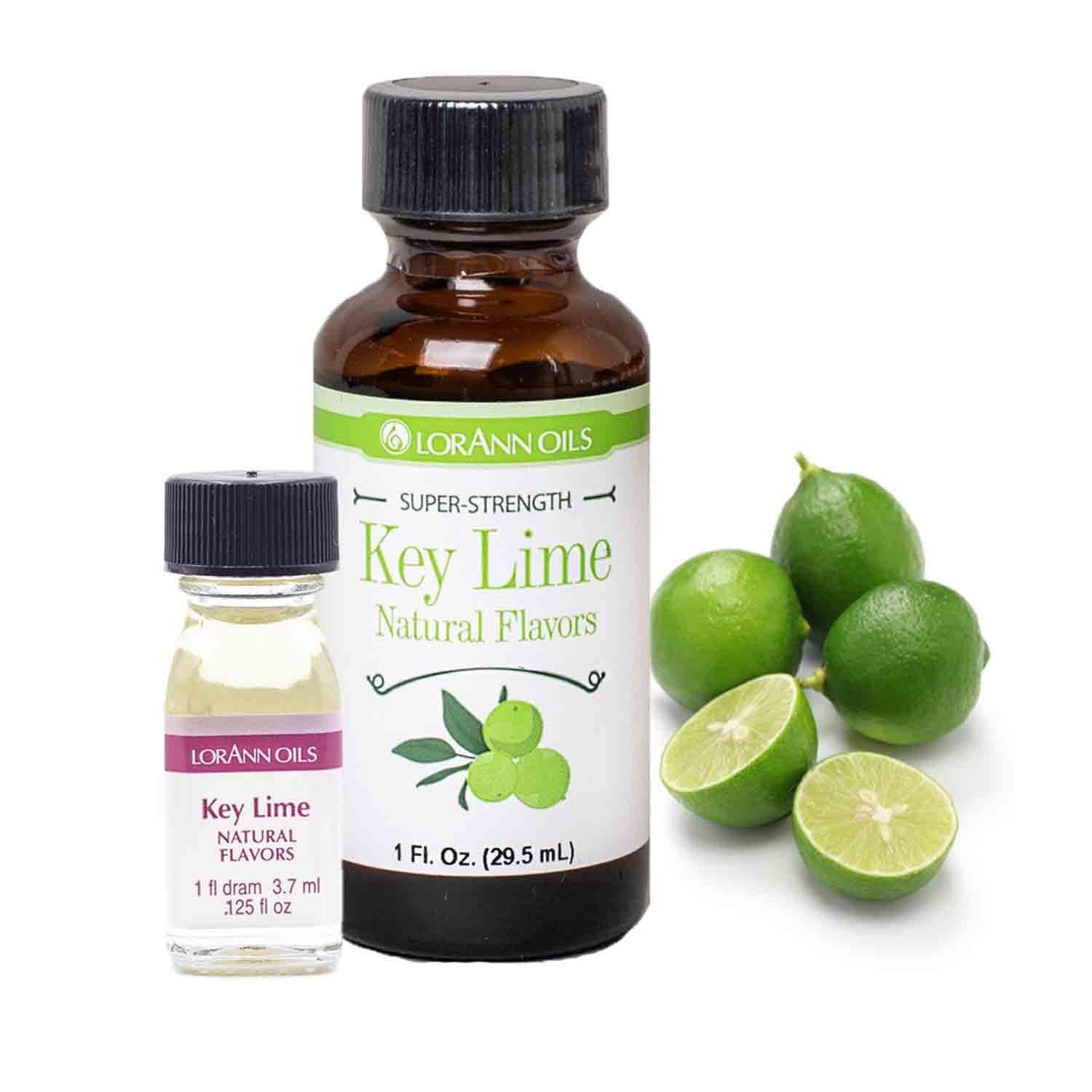 Key Lime Super-Strength Flavor