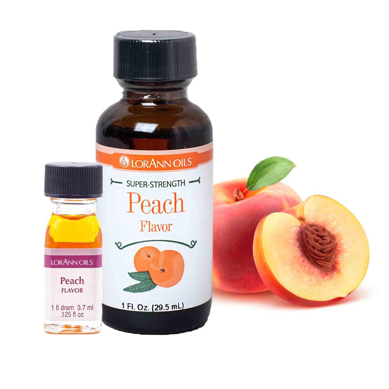 Peach LorAnn Super-Strength Flavor