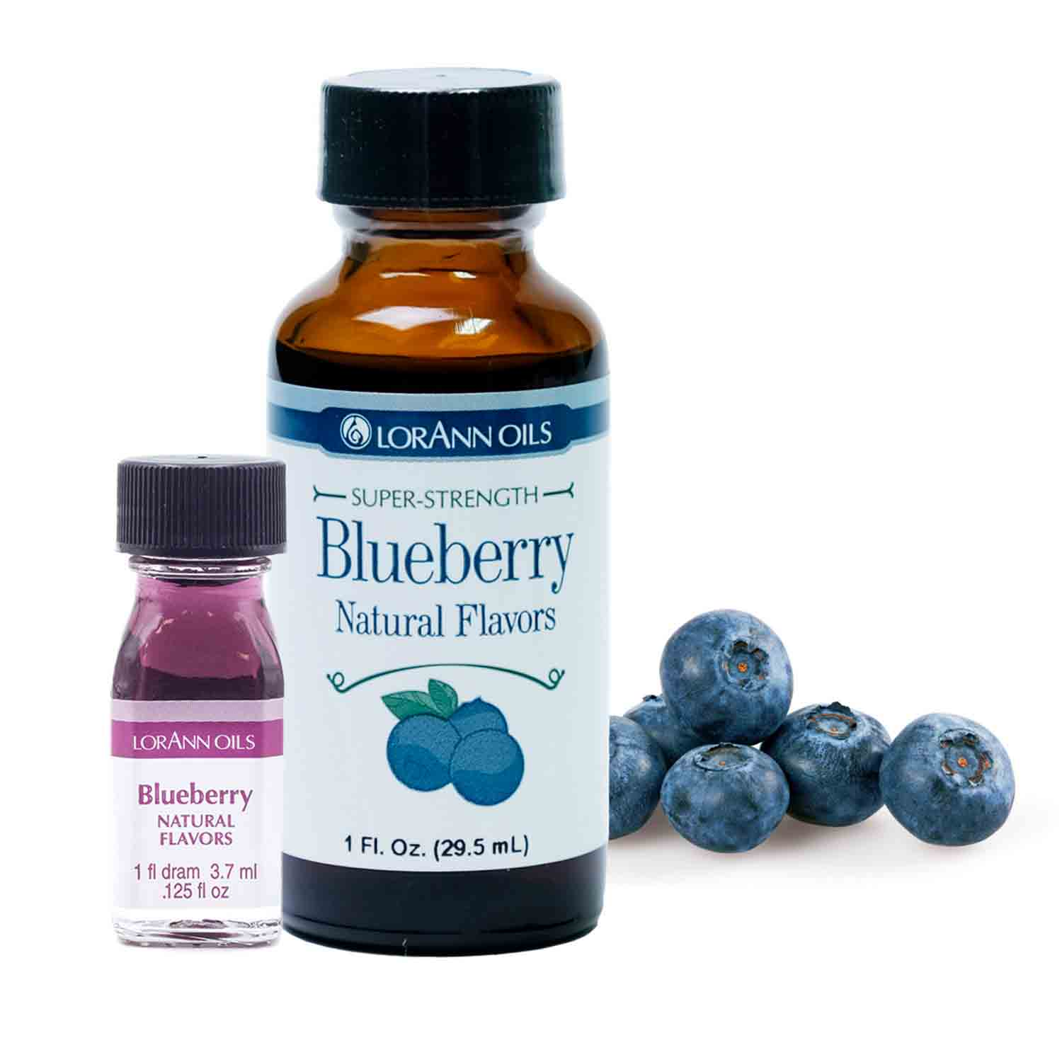 Blueberry LorAnn Super-Strength Flavor