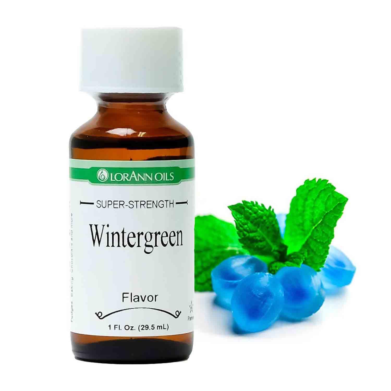 Wintergreen LorAnn Super-Strength Oil