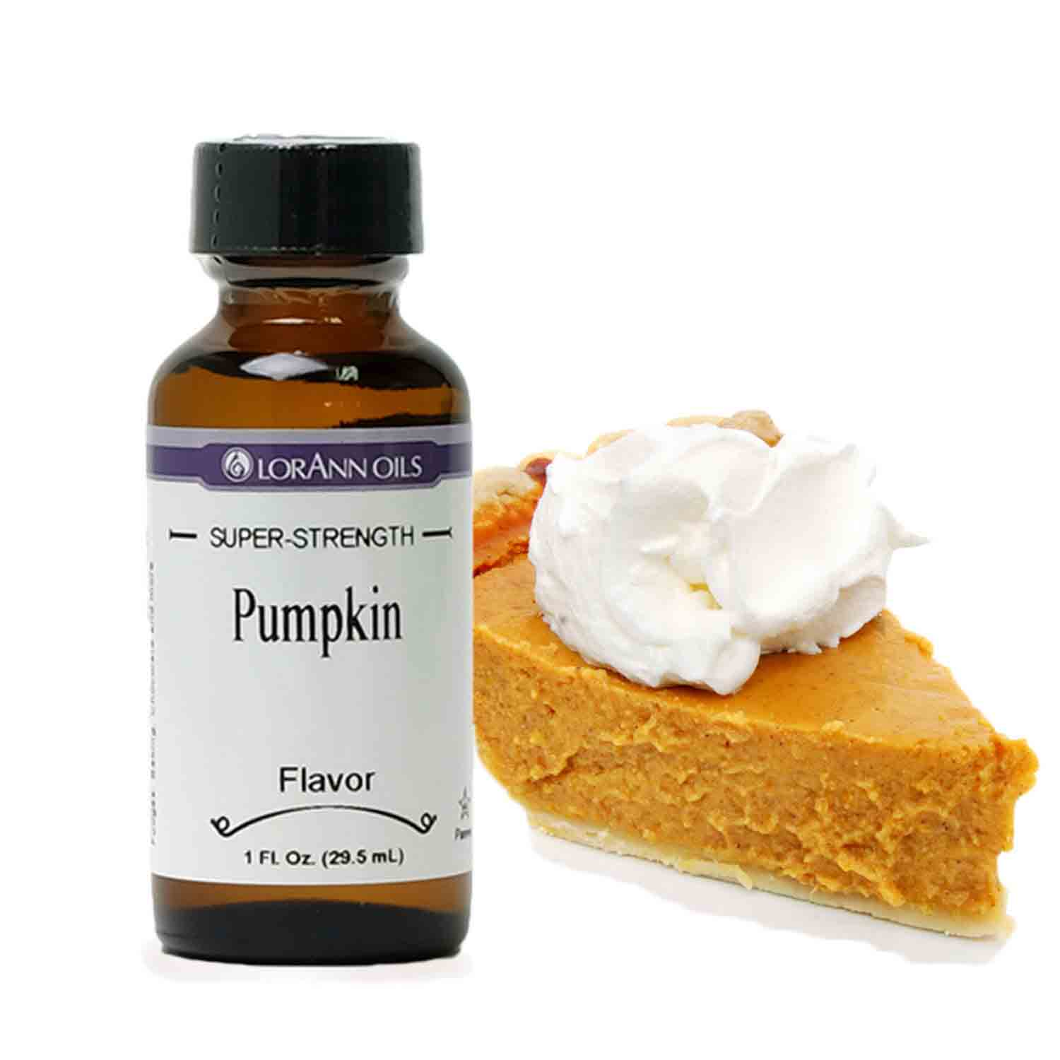 Pumpkin Super-Strength Flavor