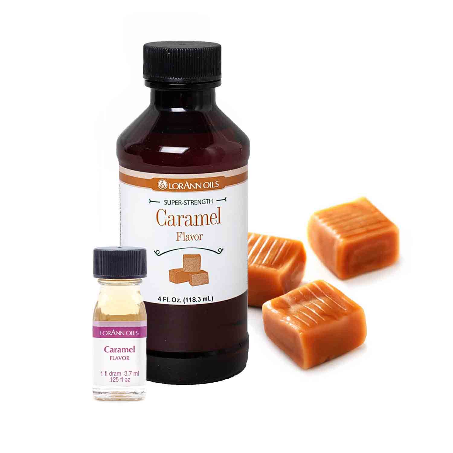 Caramel LorAnn Super-Strength Flavor