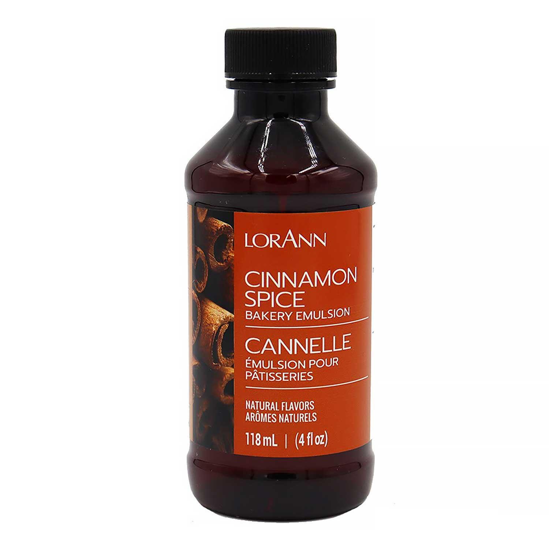 Cinnamon Spice Bakery Emulsion