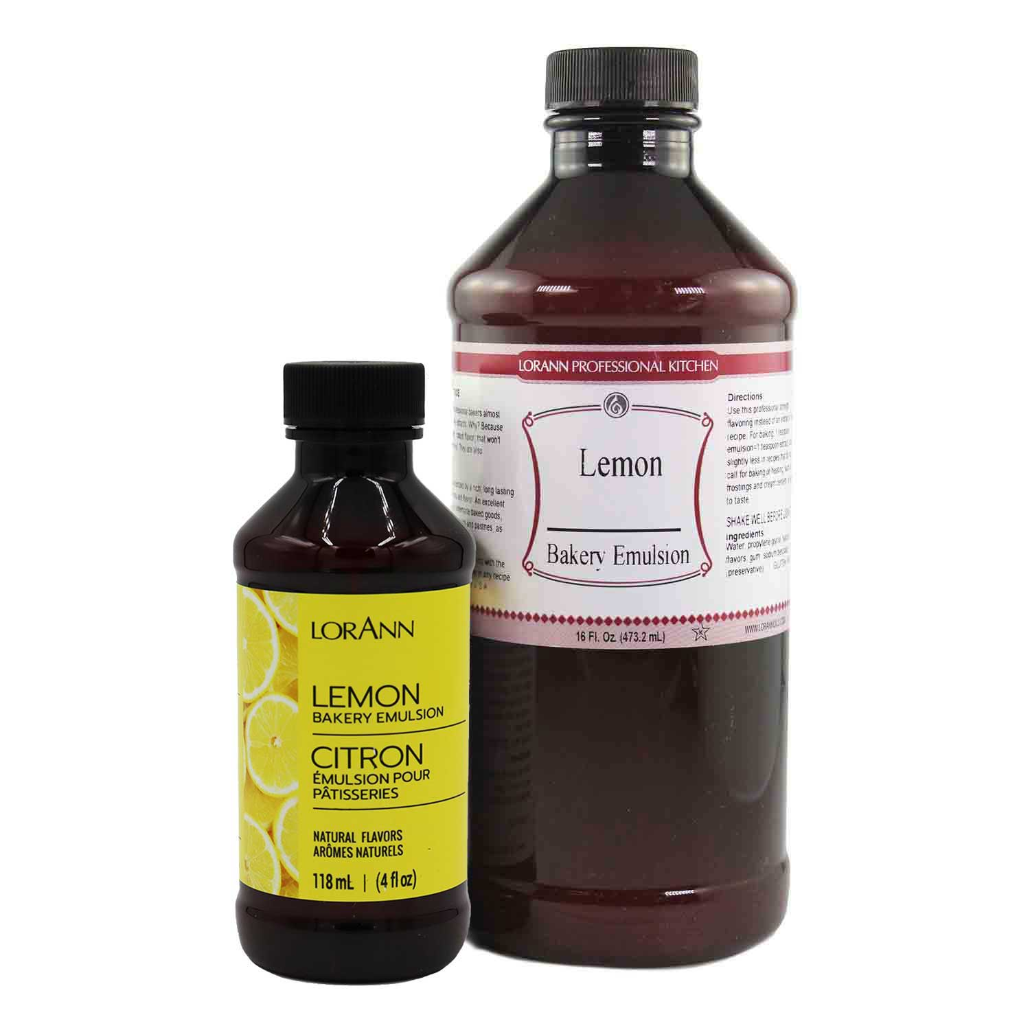 Lemon Bakery Emulsion