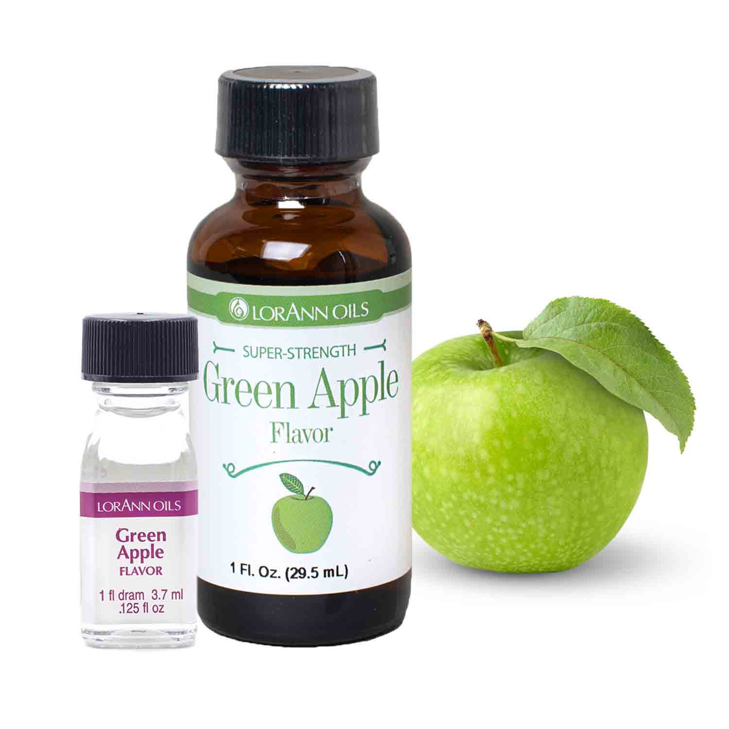 Green Apple Super-Strength Flavor