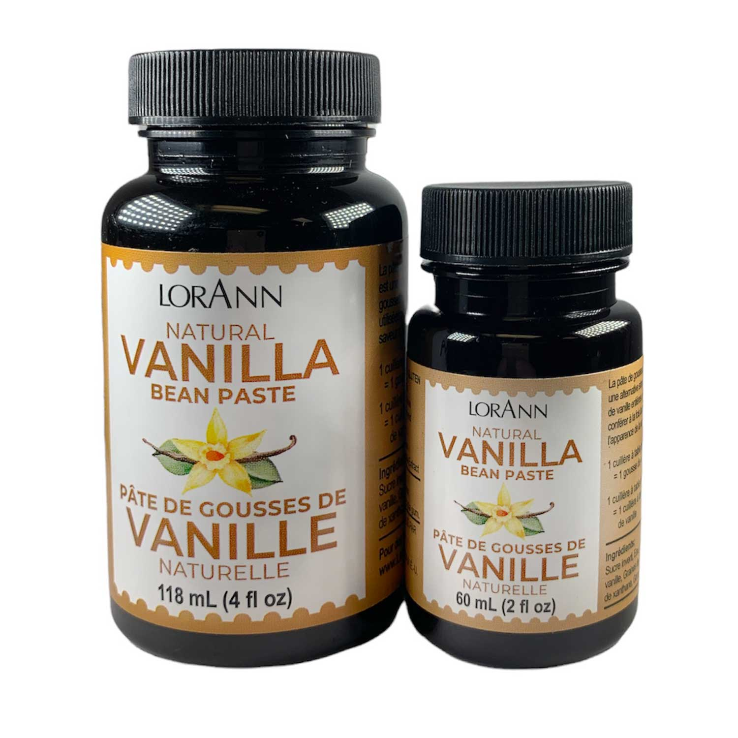 Natural Vanilla Bean Paste