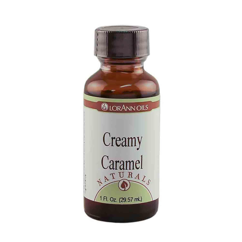 Creamy Caramel Natural Flavor