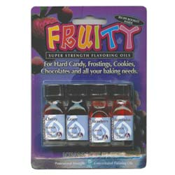 Fruity LorAnn Super-Strength Oil Pack