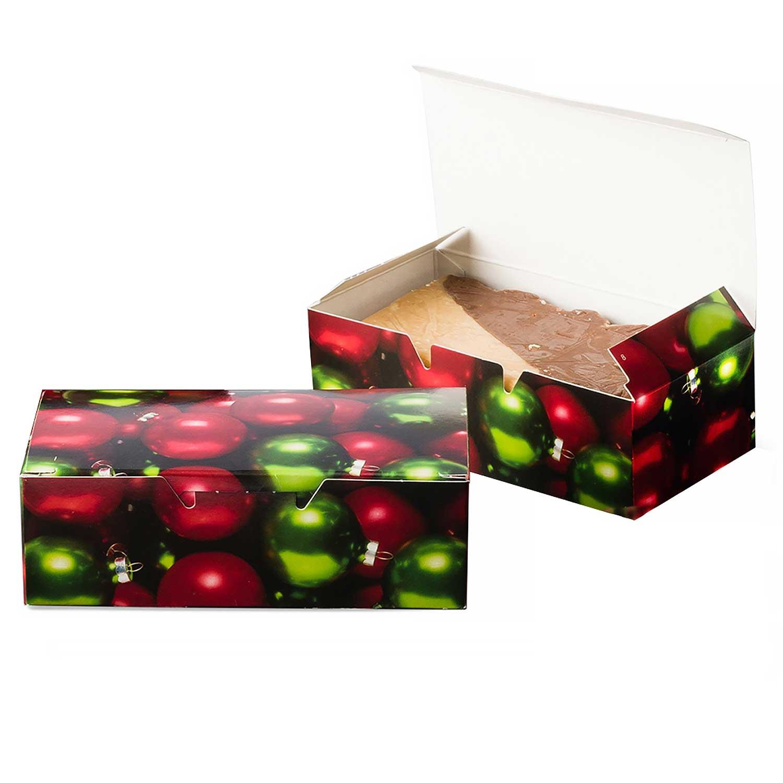 1/2 lb. Ornament Candy Box