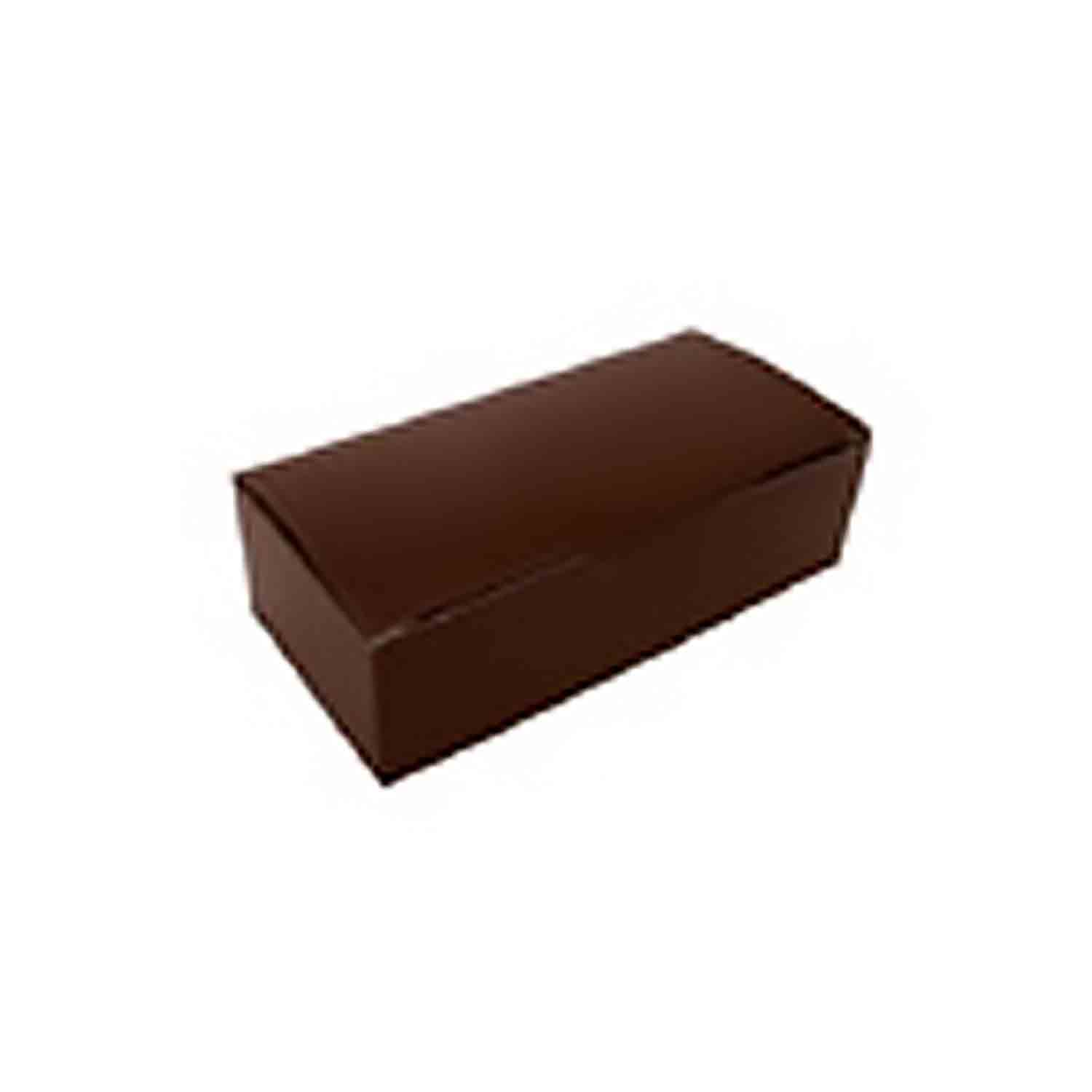 1 lb. Brown Candy Box