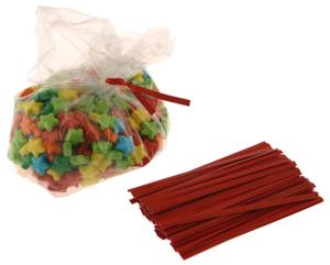 Twisties - Red Twist Ties